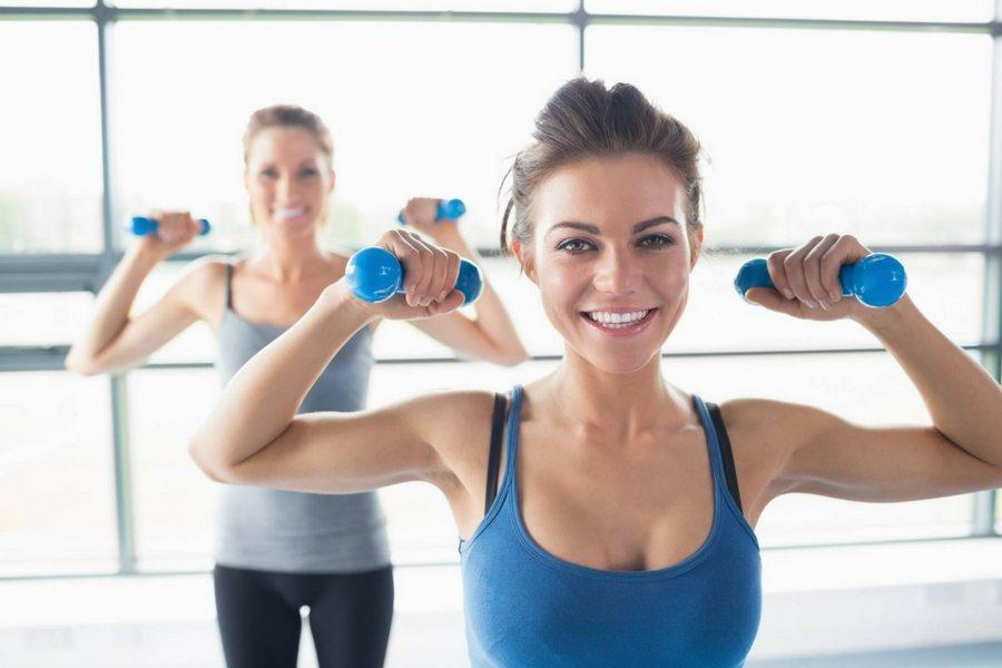fitness del weekend