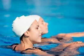 corsi di nuoto sincronizzato villa york sporting club roma