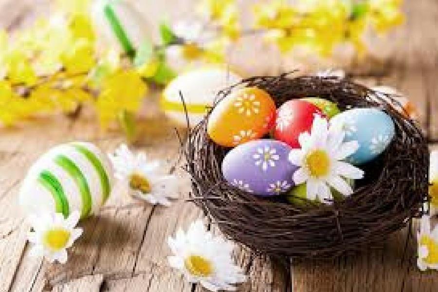 Orari festività Pasquali
