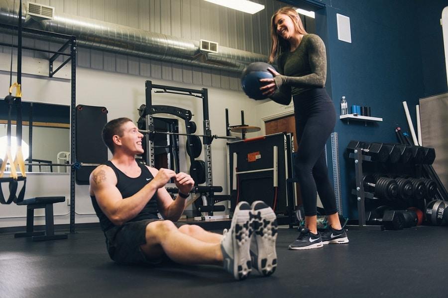 5 vantaggi di scegliere un personal trainer