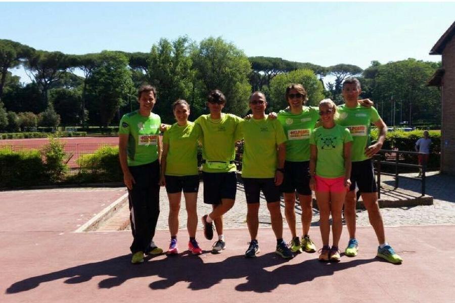 Infaticabili runners