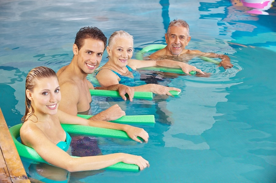 acquafitness benefici