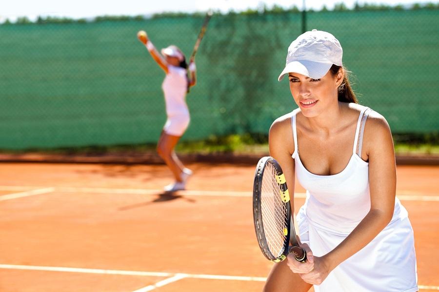 tennis allenamento