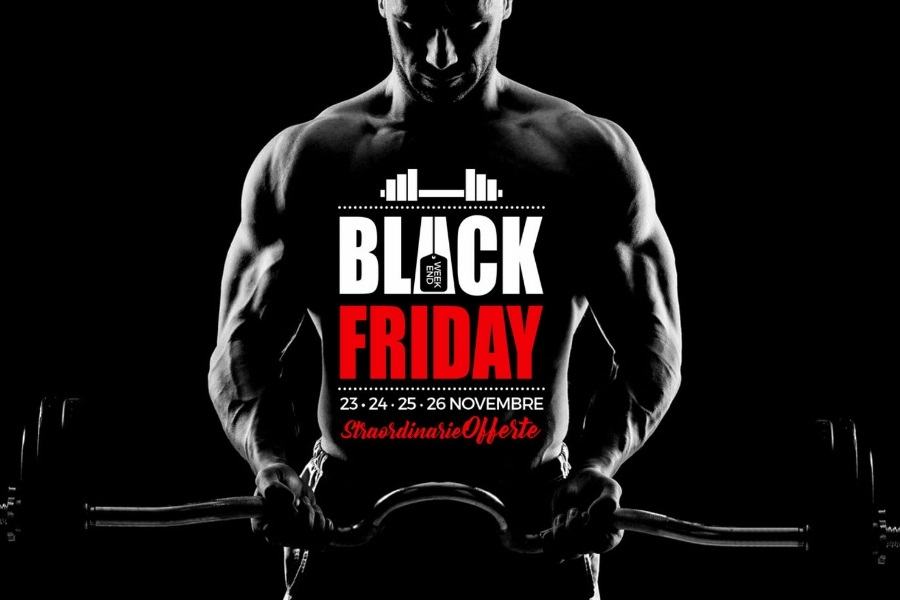 Scegli il Black Friday in wellness