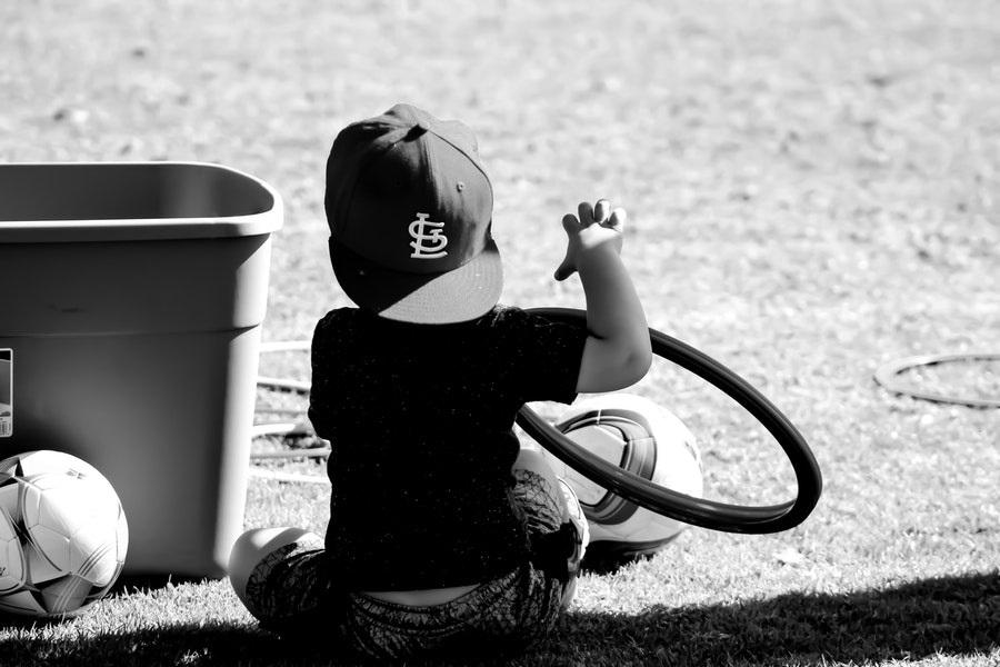 sport bambini sotto i 5 anni